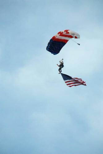 Maryland Parachute Team